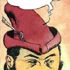 Jaskier w komiksie