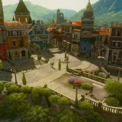 Plac Śpiących Rycerzy