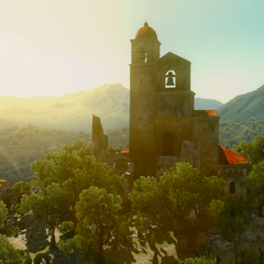 Nowa świątynia Lebiody
