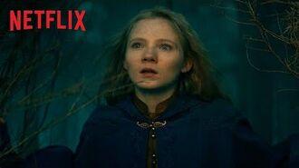 Wiedźmin Prezentacja postaci księżniczka Cirilla Netflix