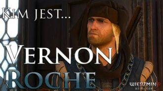 Kim jest... Vernon Roche