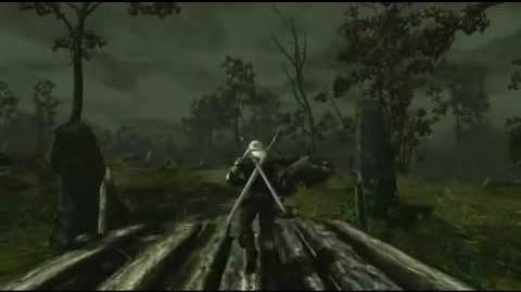Rise of the White Wolf - геймплейное видео
