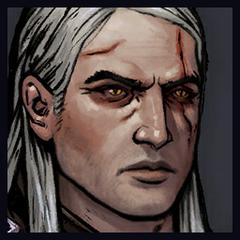 Avatar Geralta z <i>Wiedźmina 1</i>