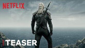 Wiedźmin Oficjalny teaser Netflix