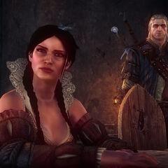 Filippa Eilhart i Geralt