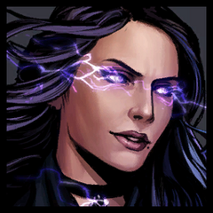 Avatar Yennefer w alternatywnym stroju w <a href=