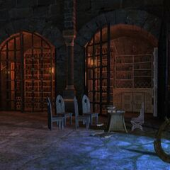 Kaer Morhen - Biblioteka