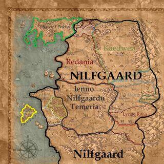 Redania zajęta przez Nilfgaard