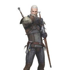 Figurka Geralta od Dark Horse
