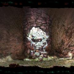 wejście do katakumb Zakonnu