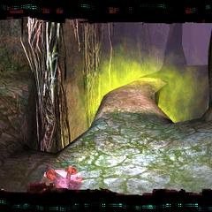 wejście do katakumb Scoia'tael