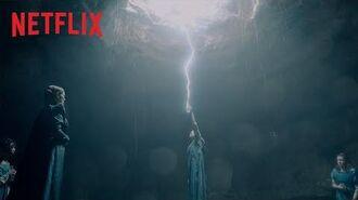 """Świat """"Wiedźmina"""" przedstawiają Henry Cavill, Anya Chalotra i Freya Allan Netflix"""