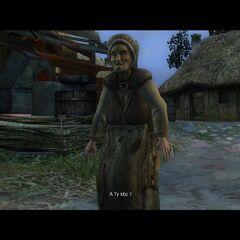Babcia, matka Vesny