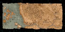 W1 SS Verden mapa