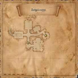 W1 SS Krypta Strzygi mapa