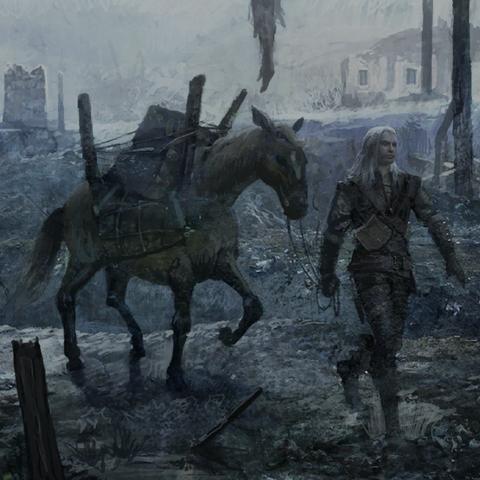 """""""Nowa"""" Płotka Geralta w grze komputerowej <a href="""