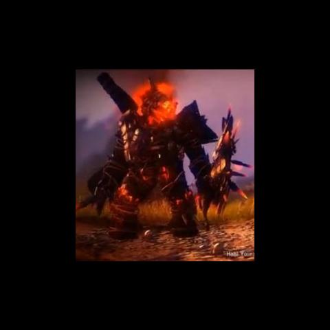 Draug z gry Wiedźmin 2: Zabójcy Królów