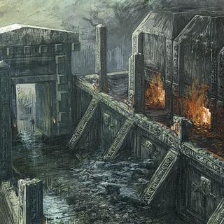 Vergen w oficjalnym Artbooku do gry Wiedźmin 2: Zabójcy