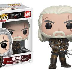 Figurka Geralta od Funko Inc.