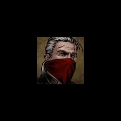 Avatar Geralta w czerwonej chuście