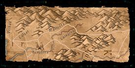 W1 SS Caingorn Mapa