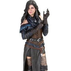 Figurka Yennefer w alternatywnym stroju od Dark Horse