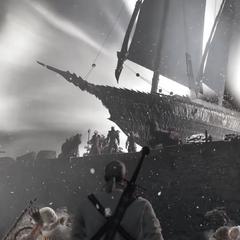 Dziki Gon we śnie Geralta