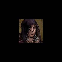 Avatar Geralta w kapturze