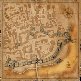 W1 SS Wyzima Handlowa mapa