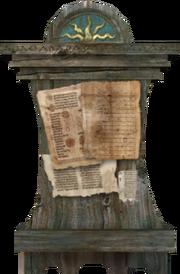 W1 SS Tablica Ogłoszeń