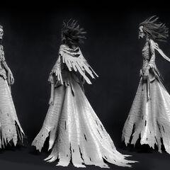 Model północnicy udostępniony przez twórców
