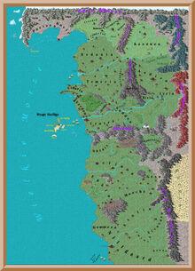 Mapa orteliusa