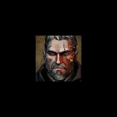 Avatar Geralta ze znamieniem Pana Lusterko