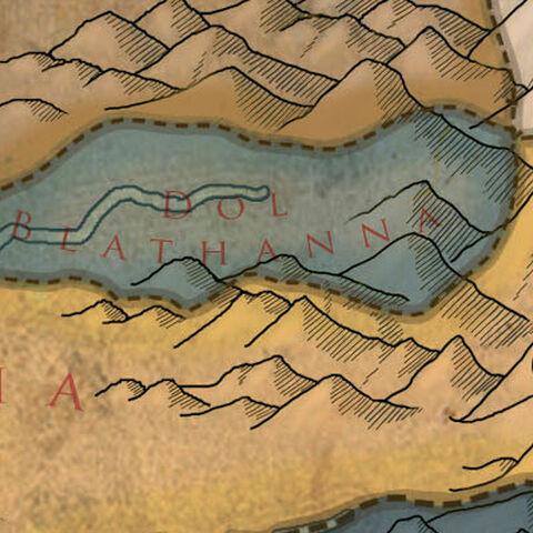 Błędna mapa w grze Wiedźmin 2