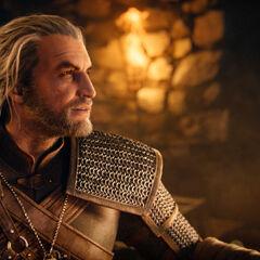 Oficjalna tapeta Geralta