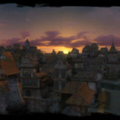Fragment panoramy Wyzimy