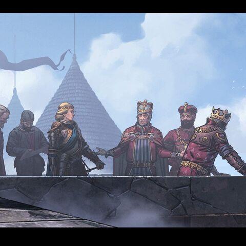 Zjazd królów w Hagge