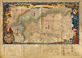 W2 SS mapa Doliny Pontaru