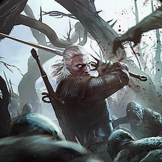 Alternatywna karta Geralta w Gwincie