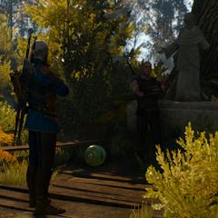 Geralt spotyka Gaetana