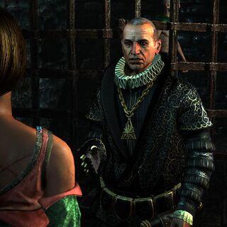 Shilard z Baronową La Valette