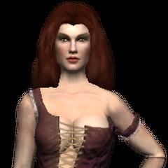 Carmen z orginalnej gry