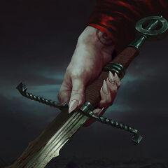 Miecz z Tesham Mutna w grze <a href=