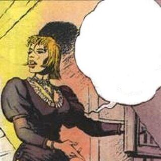 Renfri w komiksie