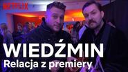 Wiedźmin Polska premiera Netflix