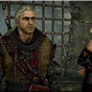 Geralt i Filippa