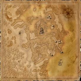 W1 SS Bagna mapa