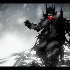 Król Gonu w trailerze