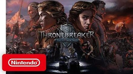 Thronebreaker The Witcher Tales - Launch Trailer - Nintendo Switch-0