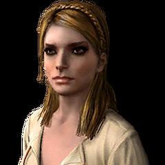 Wizerunek Cynthii w dzienniku